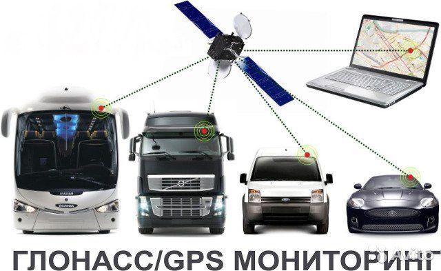 GPS-мониоринг. Контроль передвижения/расхода топлива/качества вождения