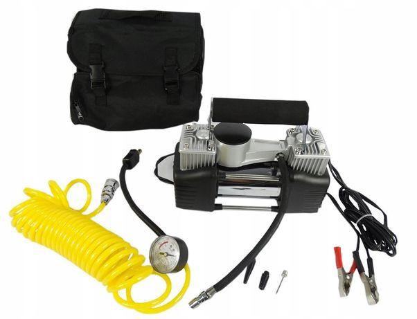 Kompresor samochodowy sprężarka pompka 12V 150psi (KOM17)