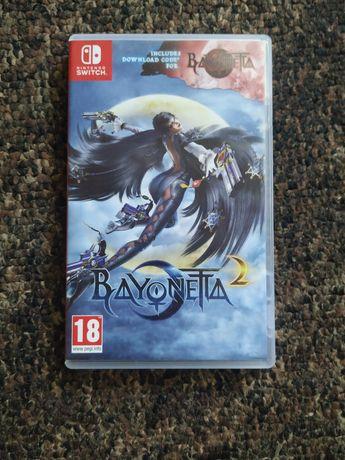 Bayonetta 2 nintendo switch