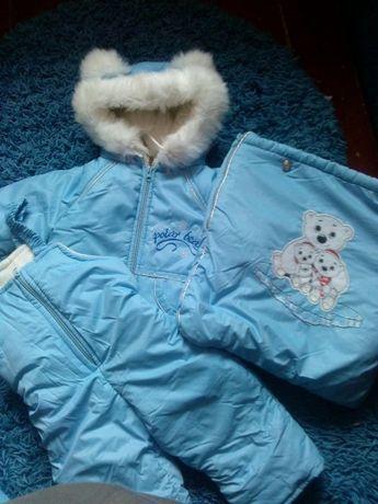 комбинезон костюм куртка зимний