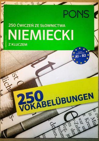 PONS 250 ćwiczeń że słownictwa
