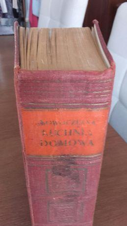 Stara książka kulinarna