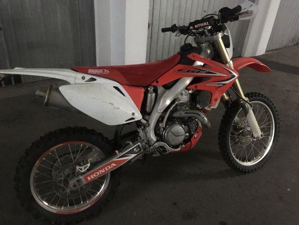 MOTO Honda CRF450x