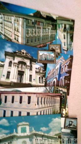 набор сувенирных открыток Житомир - 40 грн