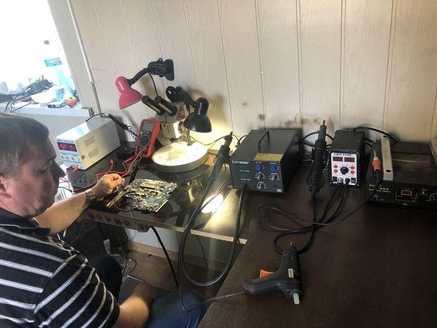 Мастер по ремонту телефонов и ноутбуков