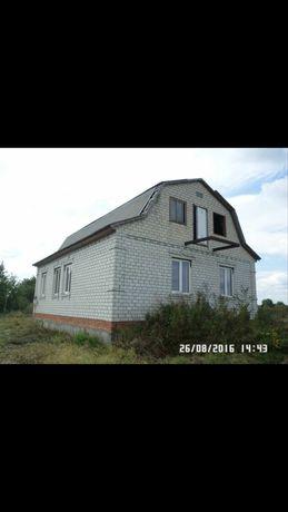 Демонтаж дома с верандой