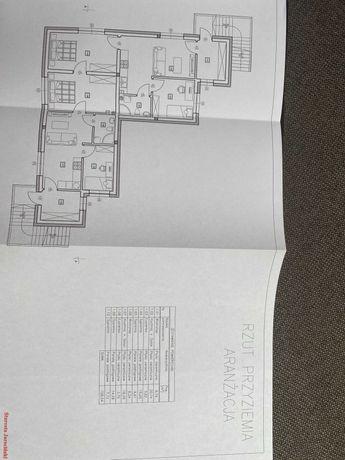 Działka deweloper-ska pod zabudowę mieszkaniową z projektem