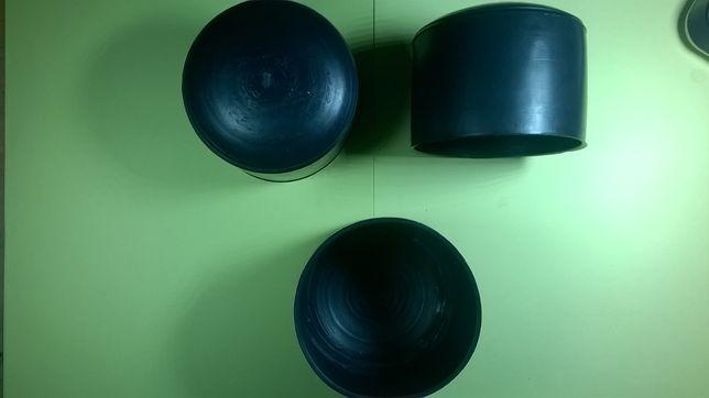 Kapsel nasadka Zaślepka zatyczka nakładka na rurę 76 mm