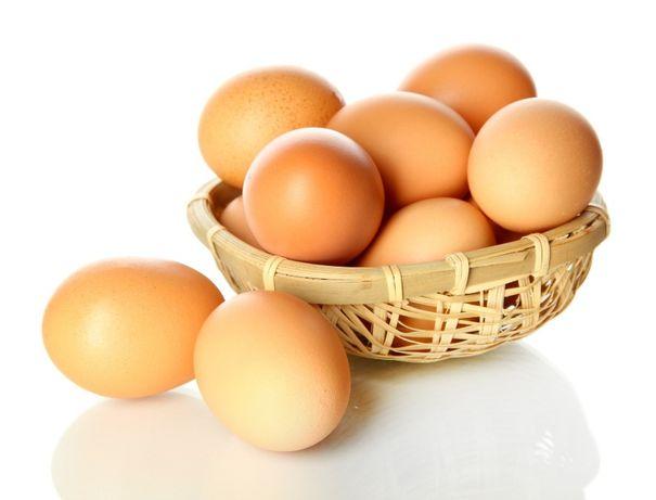 Ovos caseiros e autóctones