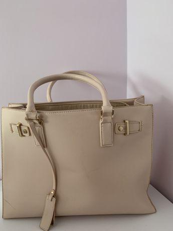 Beżowa torba Reserved