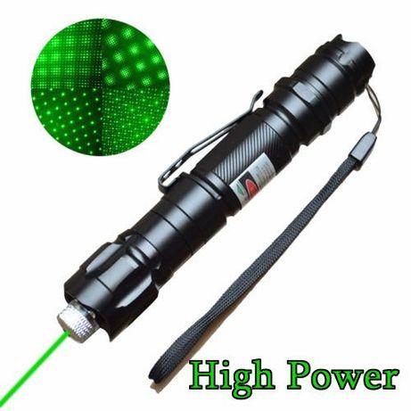 Z147 Ponteiro Laser Verde 5mW 532nm 8000M Entrega Imediata Novo!