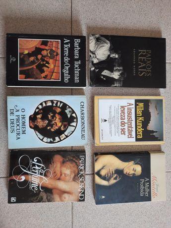 Livros diversos antigos*
