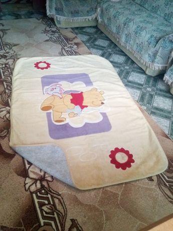Детский коврик 190х125см,на войлочной основе.1200р