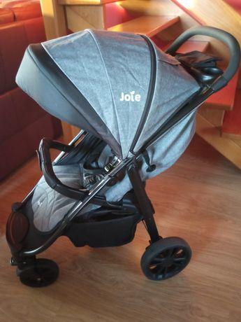 Wózek spacerowy Joie Literax 4 + folia przeciwdeszczowa gratis