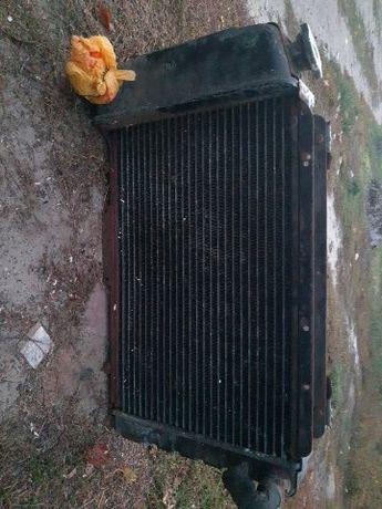 Радіатор охолодження двигуна  к Волге 3102