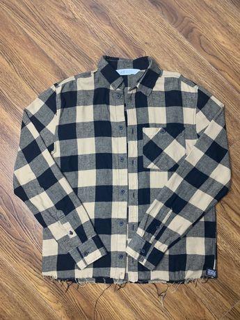 Рубашка в клітинку H&M