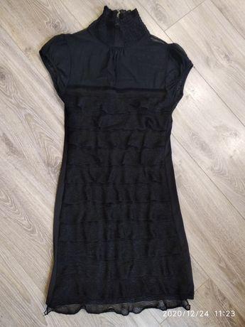 Нарядное вечернее платье на Новый Год или праздник.