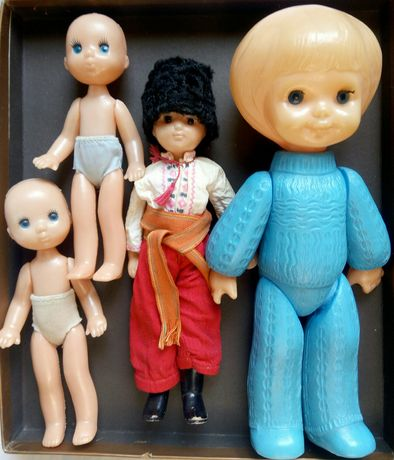 Куклы СССР + подарок