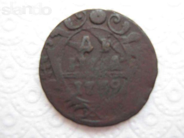 Денга 1739 г