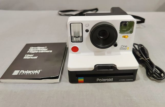 Câmara fotográfica instantânea Polaroid Onestep 2