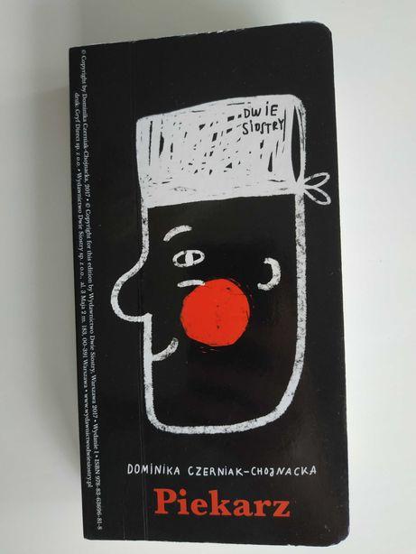Książka kontrastowa: Kominiarz Piekarz