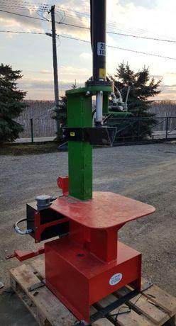 Łuparka hydrauliczna do drewna - wynajem