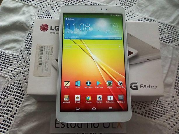 Tablet LG GPad V500 8,3 (Como novo)