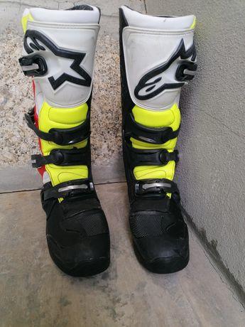 Botas mota alpinestars