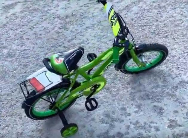 Безопасный детский велосипед для твоего ребенка