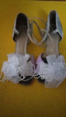 Туфли для бальных танцев туфельки