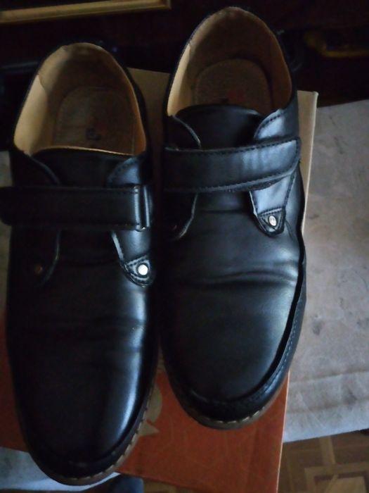 Туфли кожаные Николаев - изображение 1