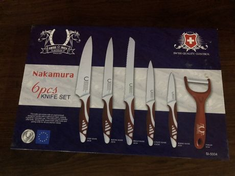Набір ножиків