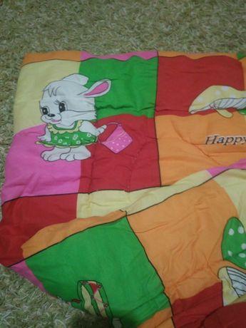 Детское теплое одеяльце