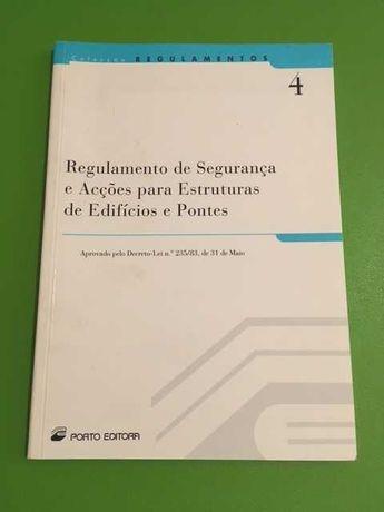 Regulamento de Segurança e Acções para Estruturas e Pontes