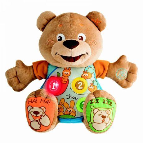 """Интерактивная игрушка Chicco """"Мишка Тедди"""""""