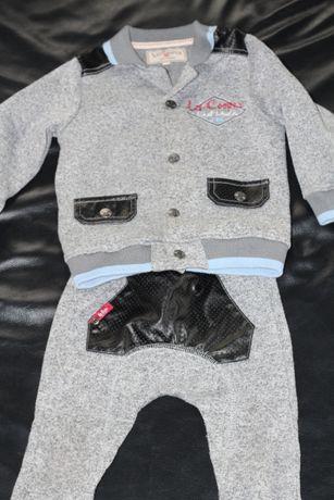Komplet Lee Cooper bluza+spodnie