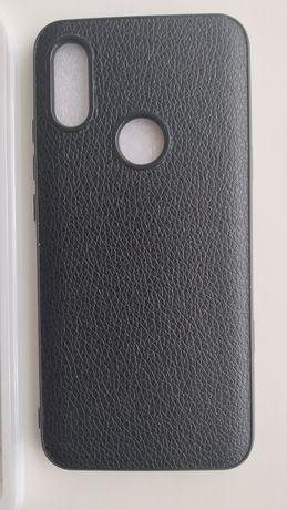 Бампер/чехол кожа/накладка Xiaomi Redmi 7