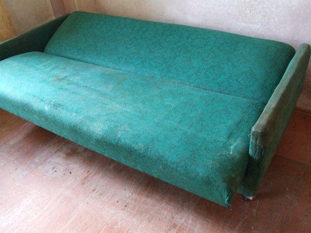 меблі радянського ви-ва, диван ліжко тумбочки стінка