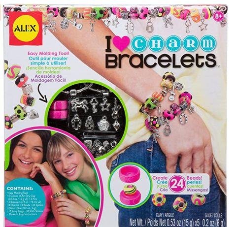 Набор для создания браслетов ALEX Toys DIY Wear I Heart Charm Bracelet