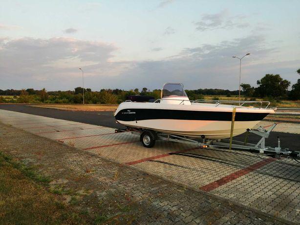 Lódz motorową Ocean Master 605