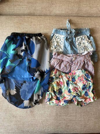 Пакет літнього одягу для дівчинки, розмір 74-80