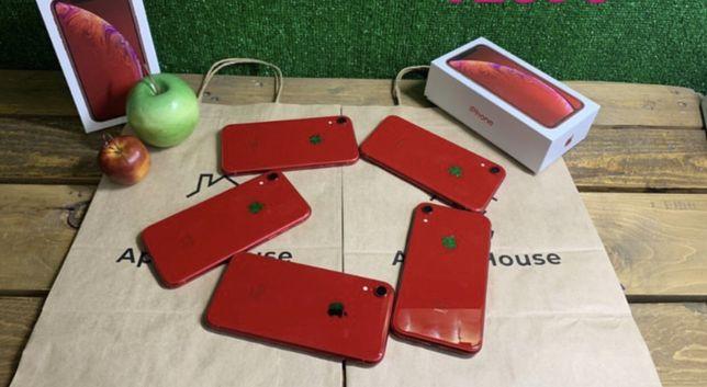Магазин iphone xr 64 Red neverlock Идеал Гарантия 6 месяцев