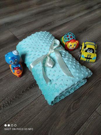Дитячий плед, ковдра, покривало для немовляти, конверт на виписку