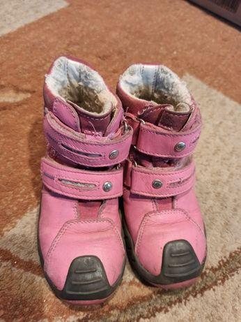 Kozaki buty zimowe Bartek na dziewczynkę rozm. 23