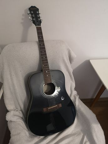 Gitara akustyczna Epiphone DR-100 EB  świetna do nauki gry