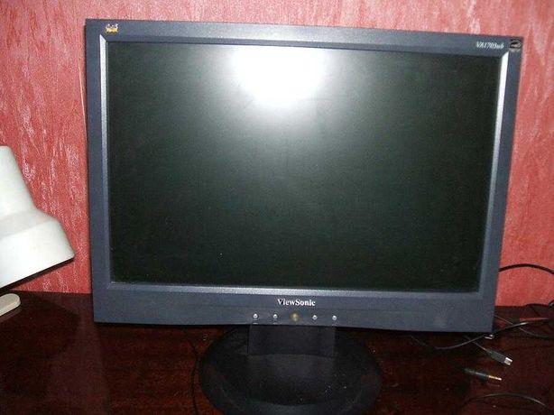 Широкоформатный жк монитор ViewSonic VA1703wb