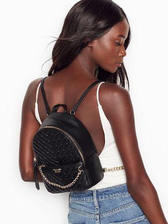 Стильный рюкзак Виктория Сикрет Victoria's Secret black