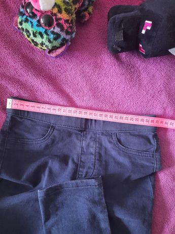 Штанишки джинсики девочке 8-9 лет 134рост