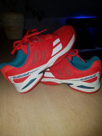 Buty do tenisa Babolat r.33 długość wkładki 21 cm