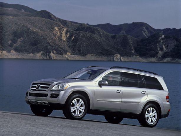 ПРОДАМ Mercedes-Benz GL 450 2008г КУЗОВ С ДОКУМЕНТАМИ Укр. регист